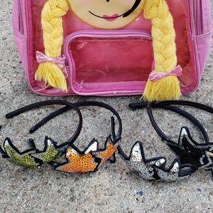 Bundle of 5 hairbands